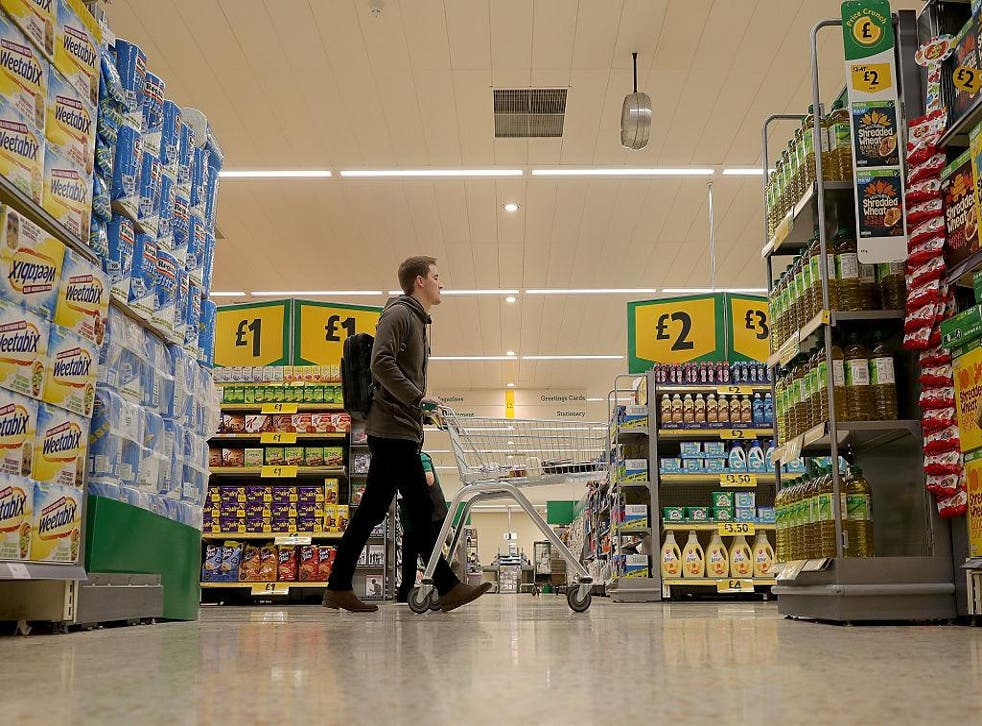The German discounters now account collectively for 11.7 per cent of the UK grocery marke