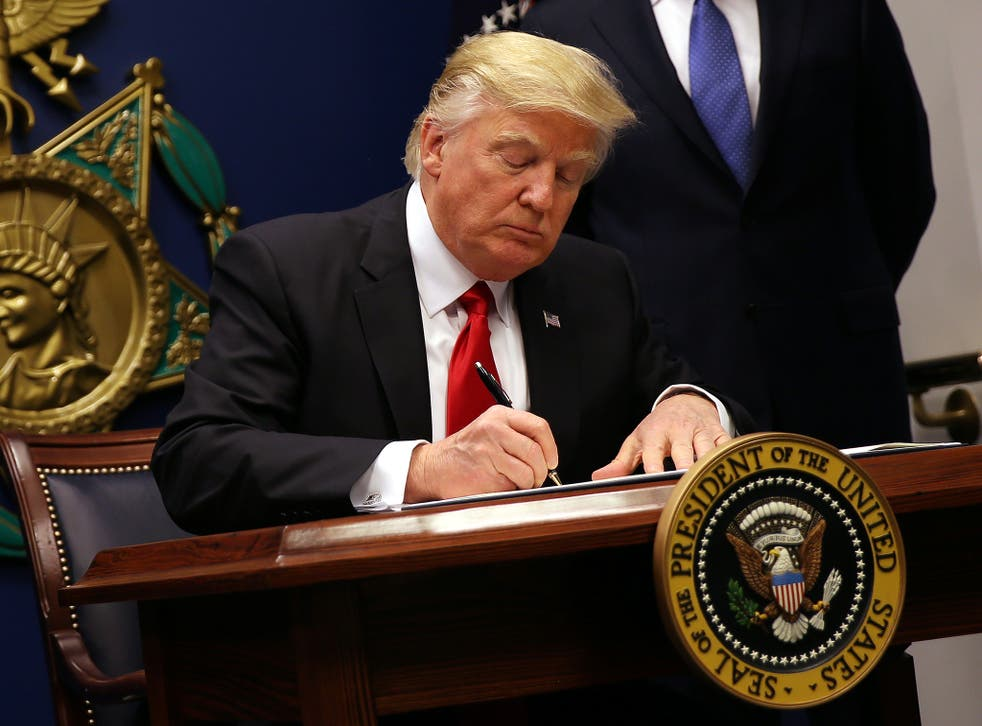 Donald Trump's 'extreme vetting' will not apply to several wealthy Muslim-majority countries where he has lucrative business interests