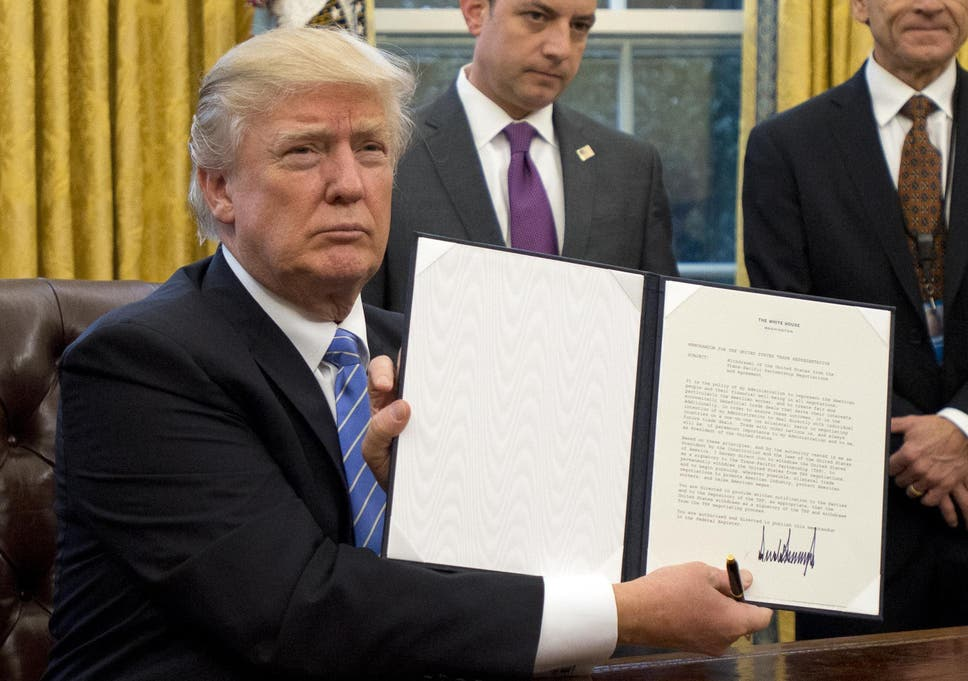 Presidential executive orders: What are they? How can they