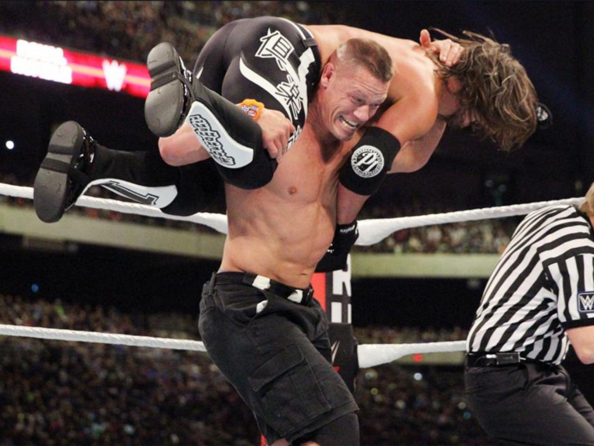 Six times John Cena proved he was the most woke pro-wrestler   indy100