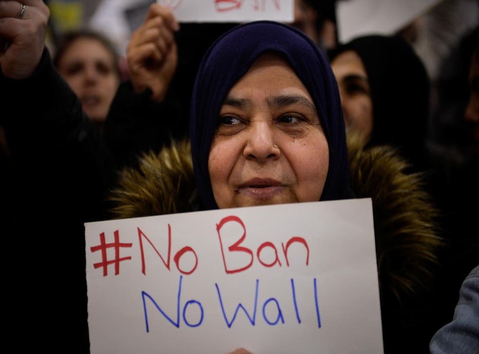 A significant proportion of Americans believe US Muslim do not have the same constitutional rights as other citizens