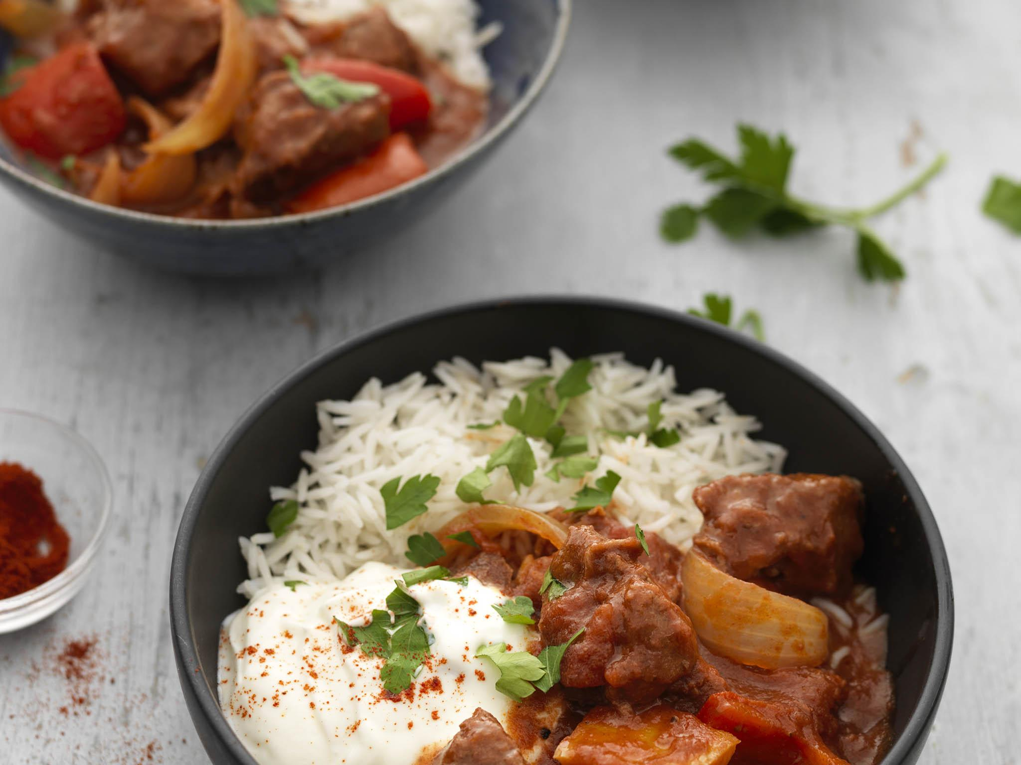 How To Slow Cook A Hungarian Beef Goulash To Be Stored For Three Months The Independent