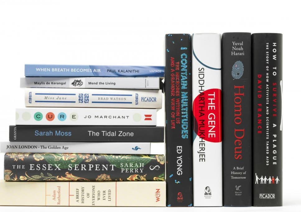 Wellcome Book Prize reveals shortlist for 2017 | The Independent