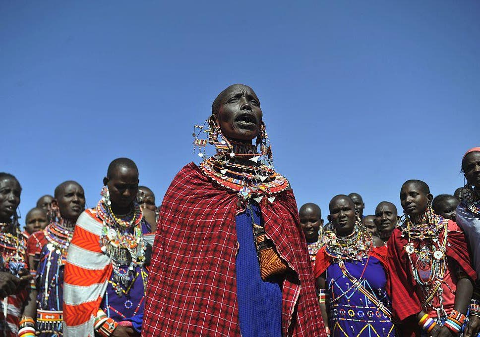 maasai people of east africa fighting against cultural appropriation