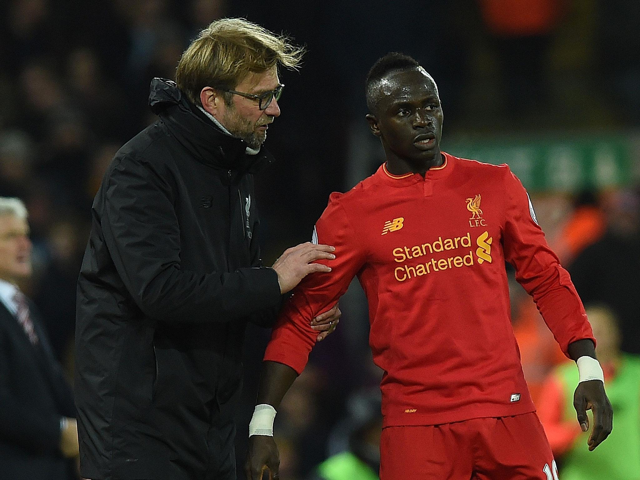 Jürgen Klopp ready to risk Sadio Mane against Chelsea in bid to