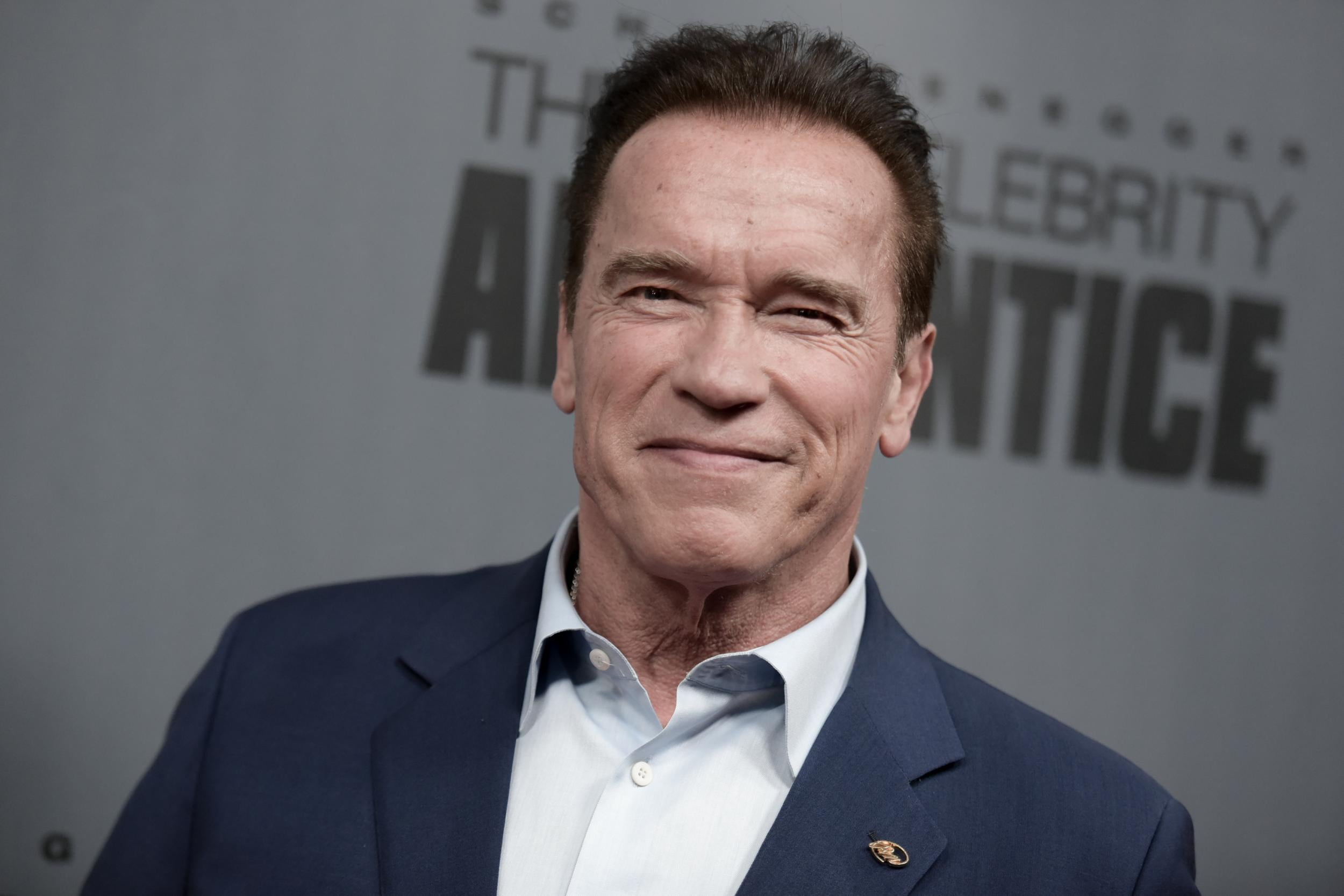 Donald trump s celebrity apprentice replacement arnold schwarzenegger takes aim at travel ban the independent