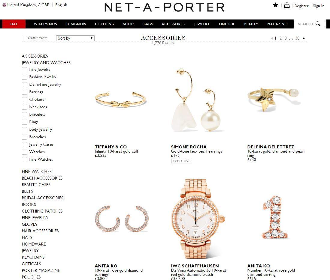 51c761c3fe0 Best online jewellery shops for designer brands, unique necklaces ...