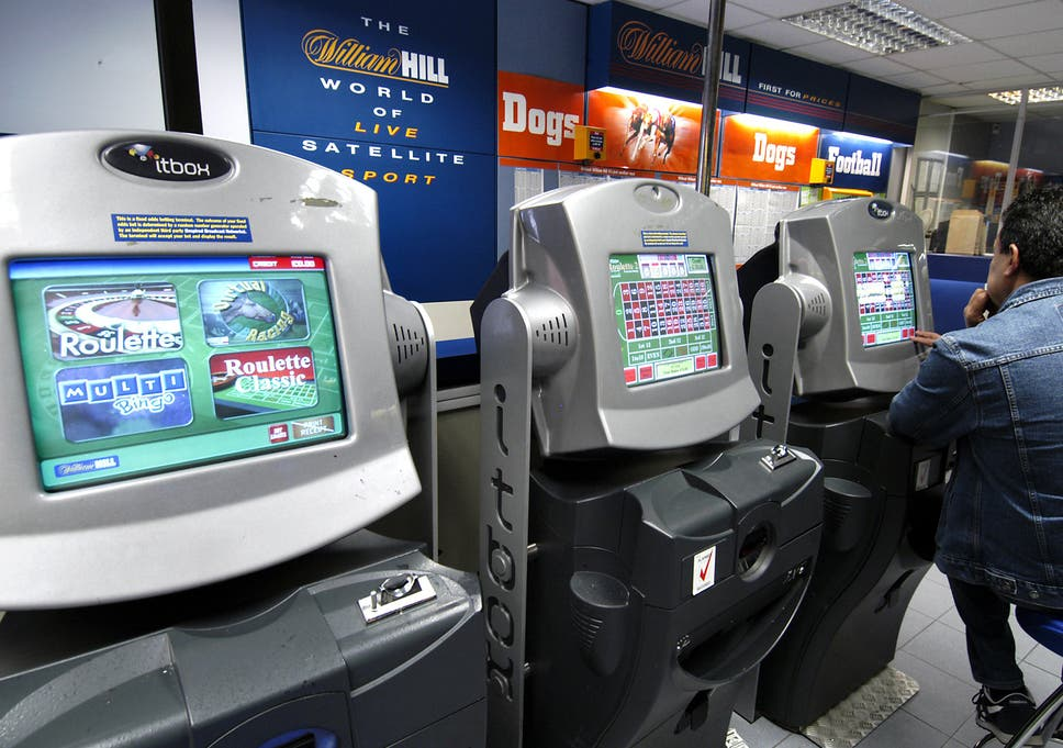 William Hill's betting shops are plodding, raising questions about