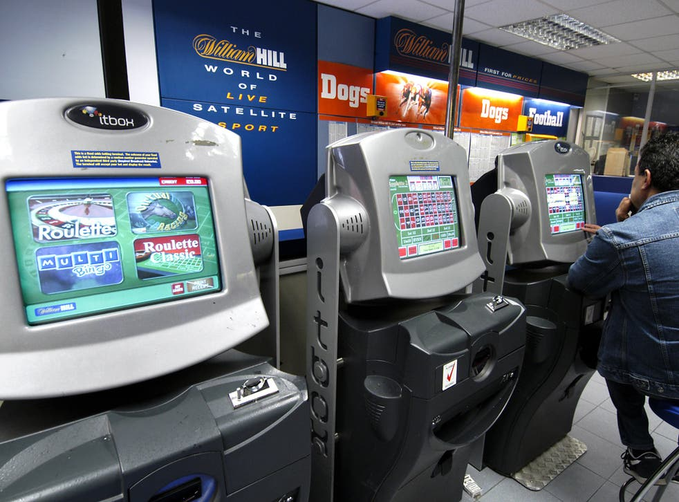 FOBTs have been dubbed 'the crack cocaine of gambling'