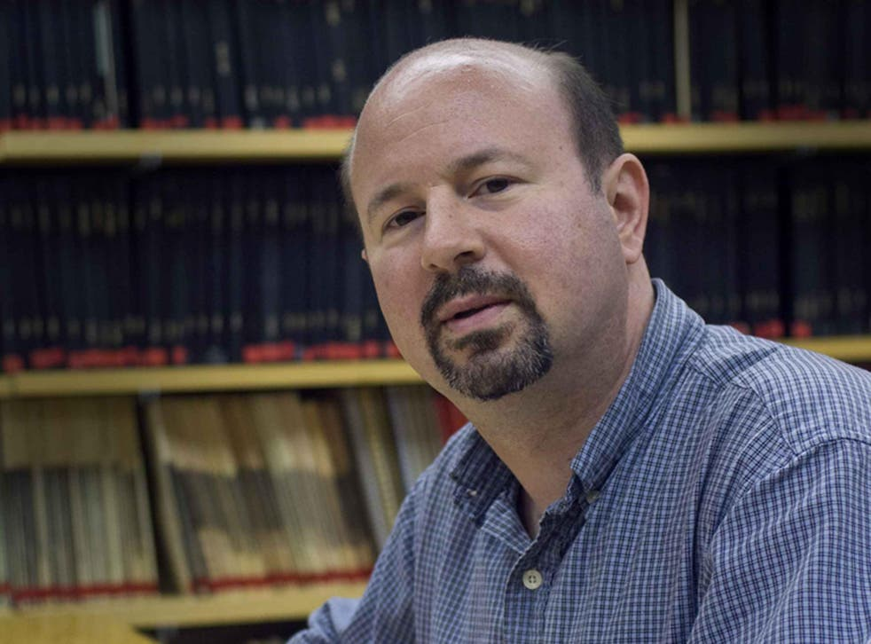 Professor Michael Mann says the US is 'back in the madhouse' over climate science denial