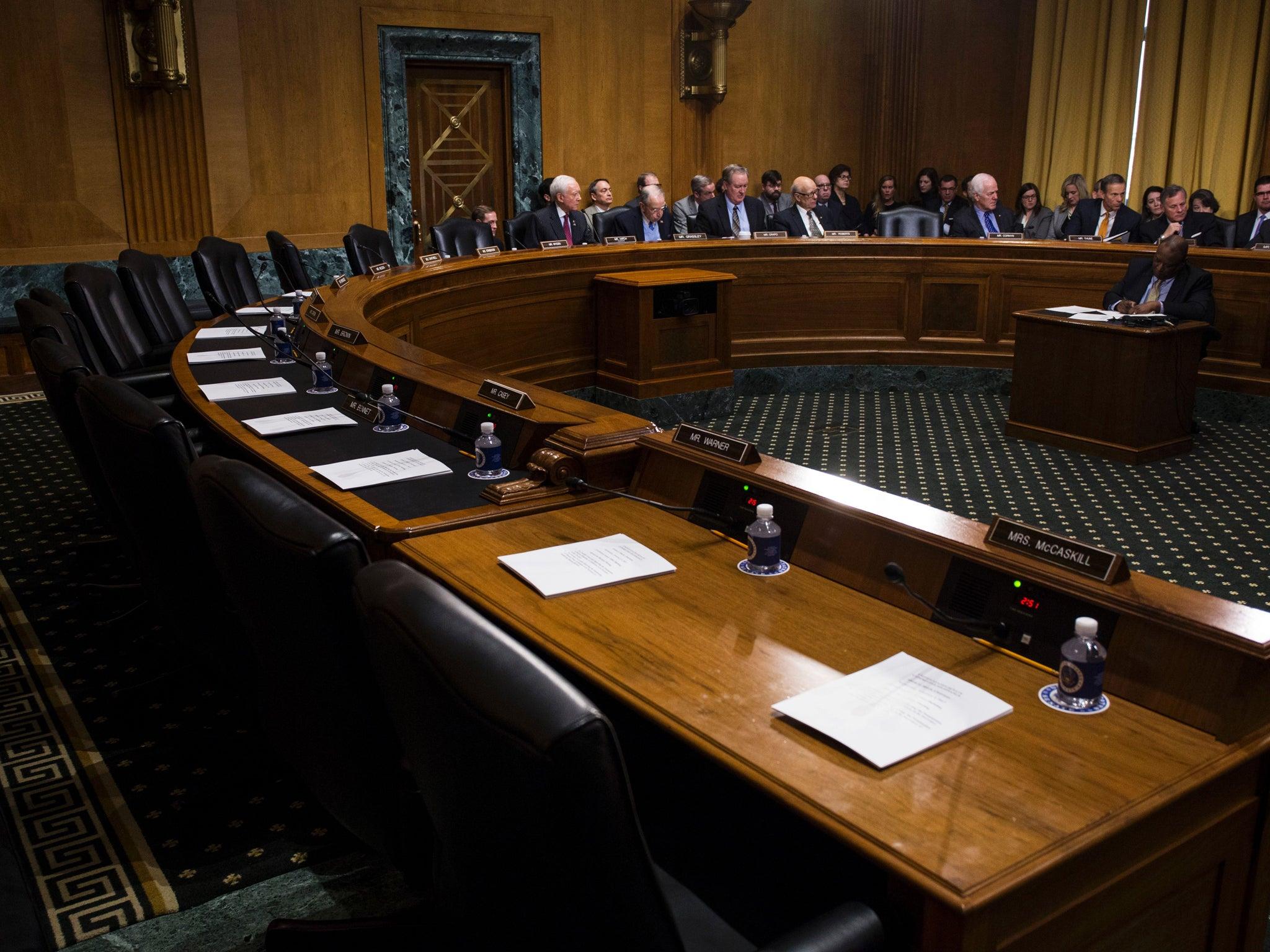 Republicans change rules so Democrats cannot block ...