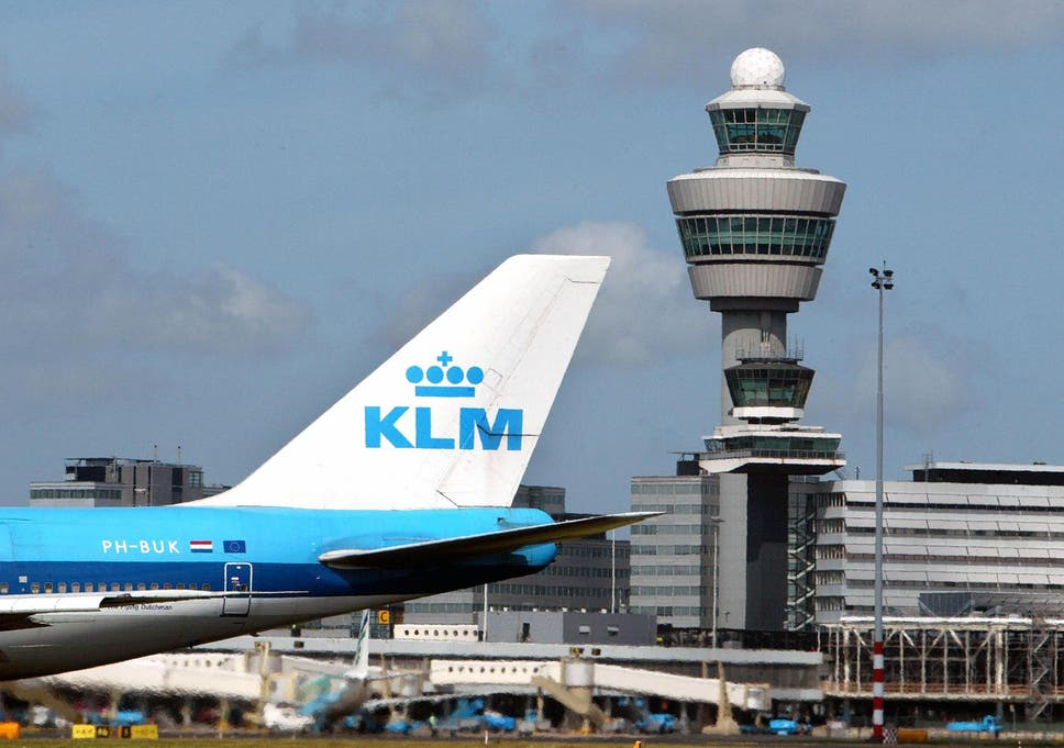 Breastfeeding mother told to cover up on KLM flight in case