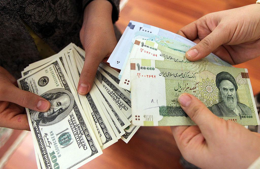 Iran is going to stop using the US dollar in response to Donald Trump's 'Muslim ban'