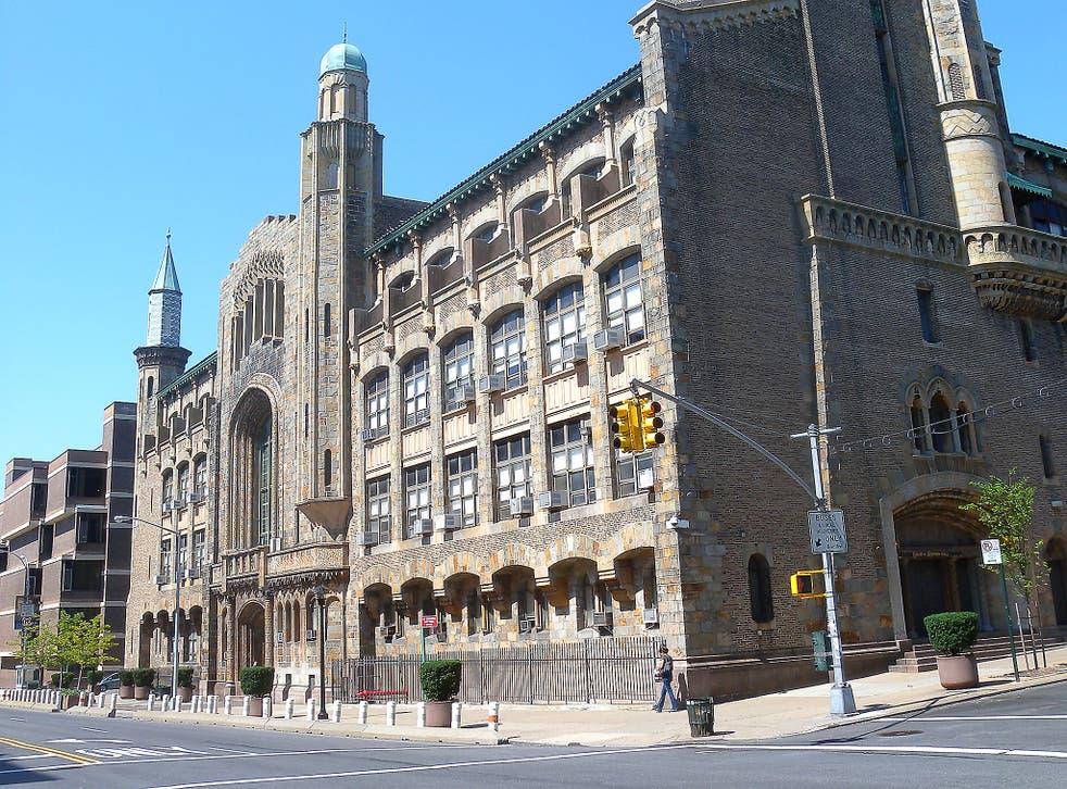 Yeshiva University's main campus in Washington Heights, New York.