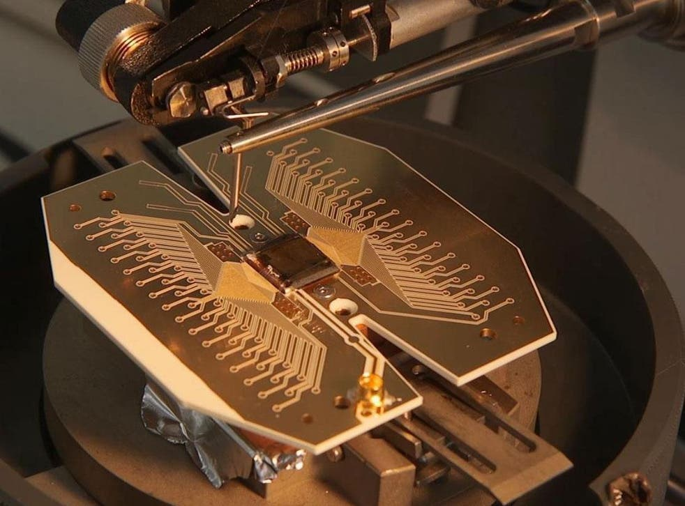 How a large-scale quantum computer might look