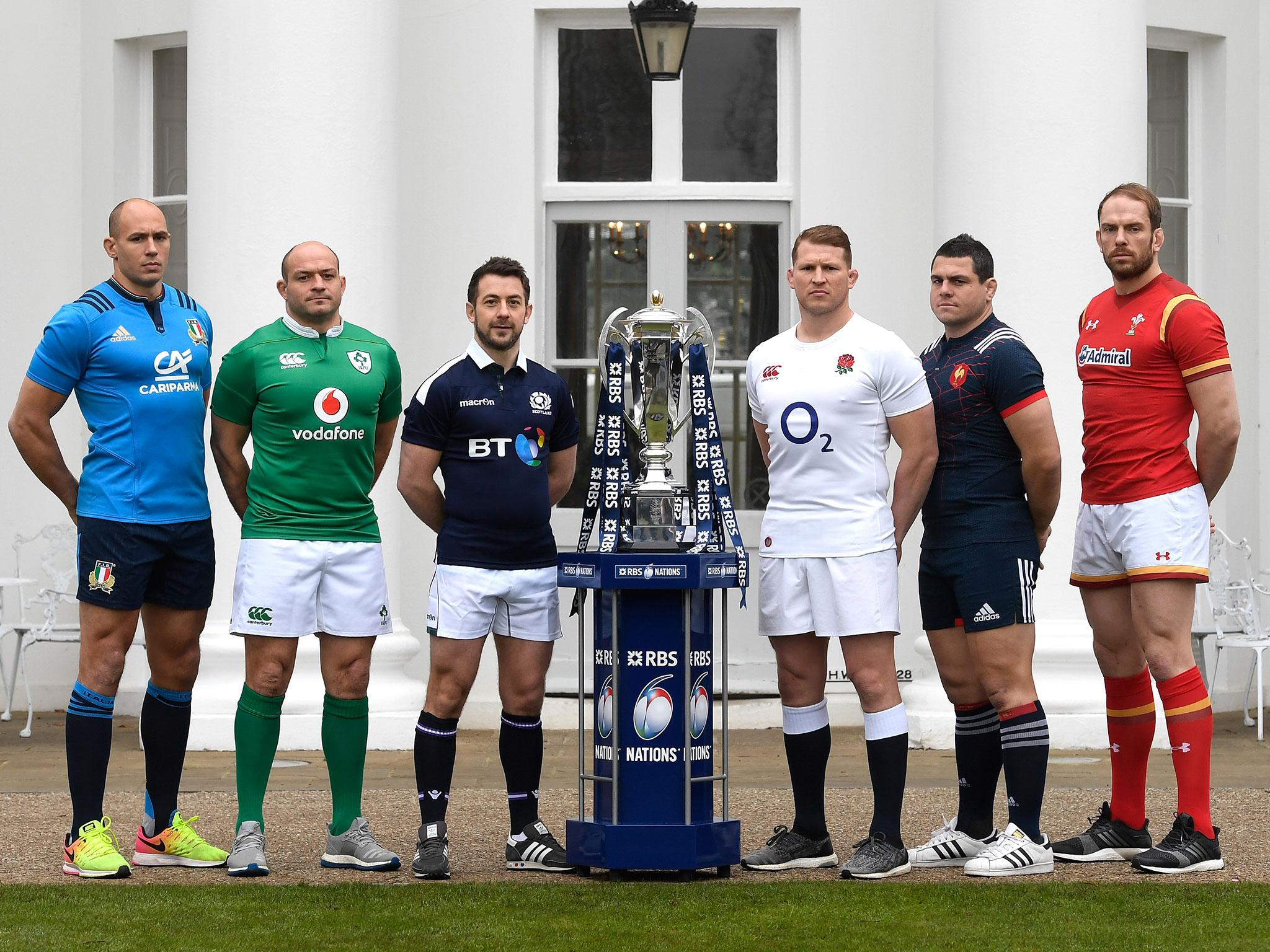 Six Nations fever is hotter than ever, but the one guarantee is there aren't any as ...