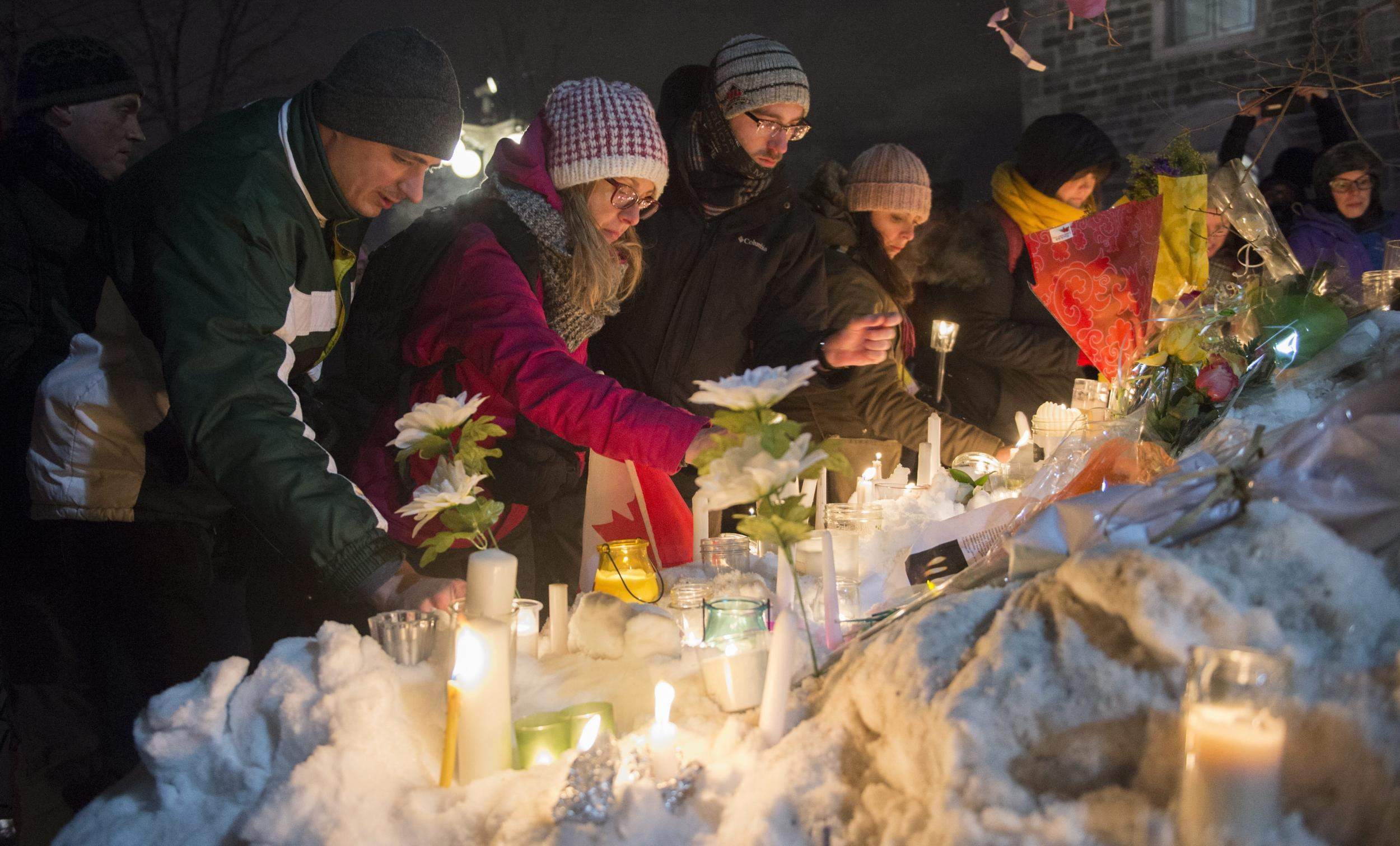 Canadians raise more that £350,000 for Muslims affected by Quebec on chile people, bc canada people, victoria canada people, vancouver canada people, hong kong people, calgary canada people, yukon canada people, prince edward island canada people, nunavut canada people, newfoundland canada people, new brunswick canada people, toronto canada people, quebec's people, alberta canada people, ottawa canada people, tokyo japan people, ontario canada people, france people, churchill canada people, montreal canada people,