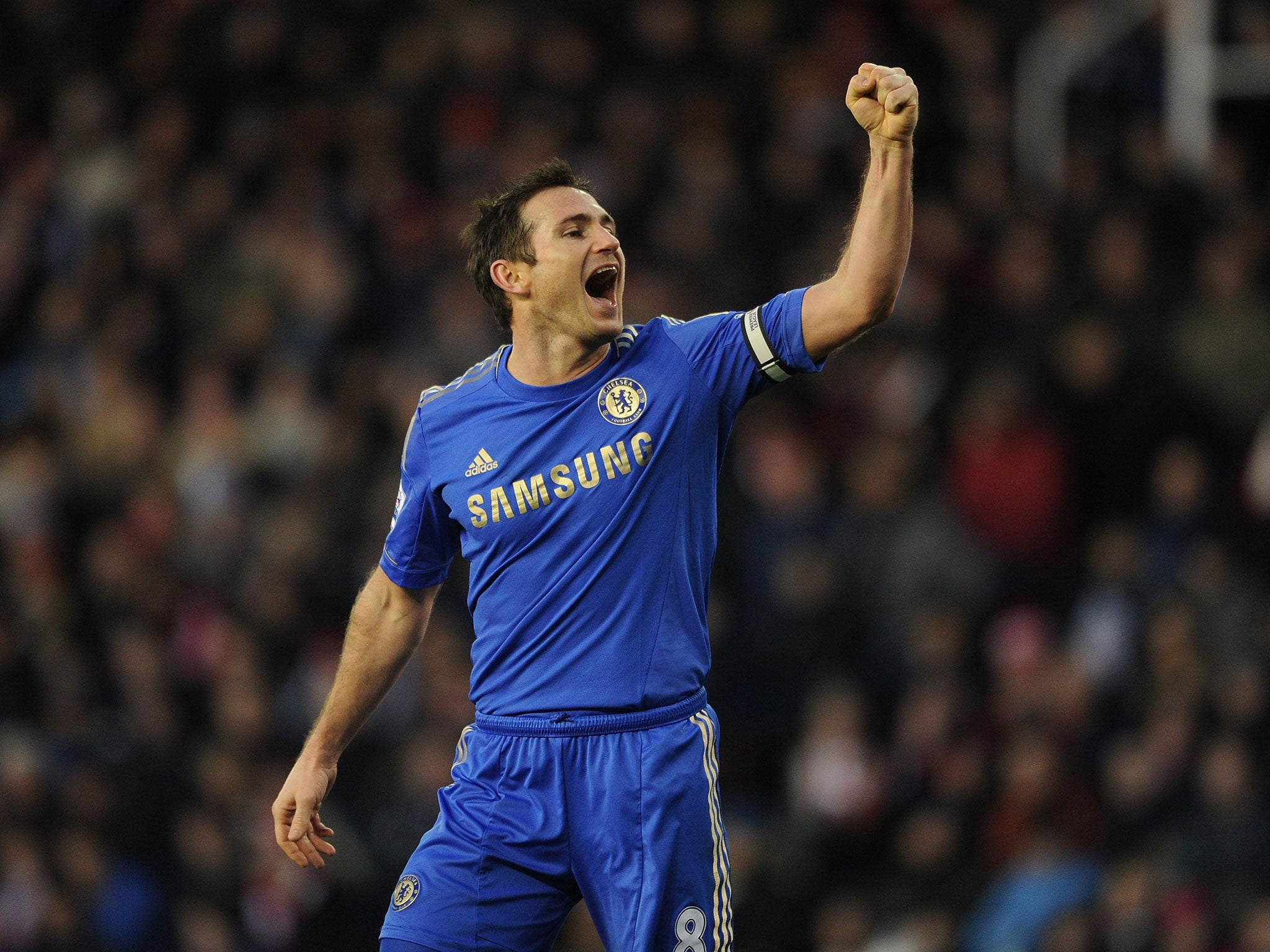 Frank Lampard announces his retirement from football at 38