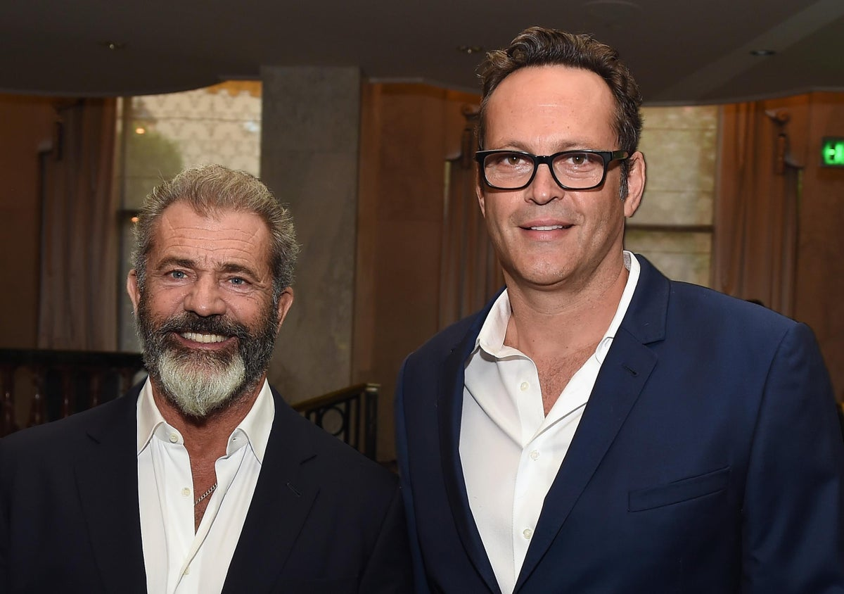 Mel Gibson And Vince Vaughn Reunite For Police Brutality Movie S Craig Zahler S Dragged Across Concrete The Independent The Independent