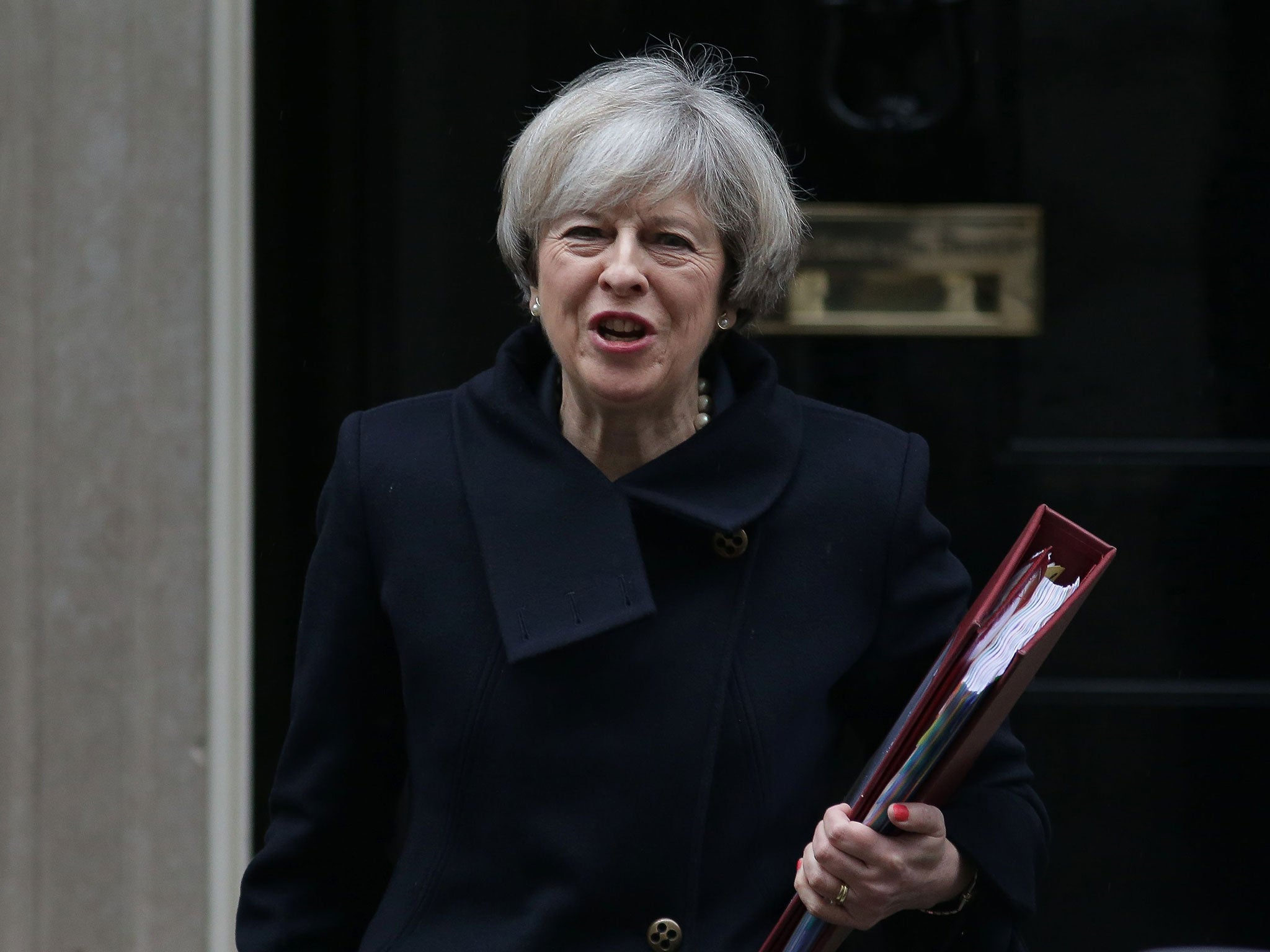 Brexit White Paper: Read the 12 key points from Theresa May's plan for the UK