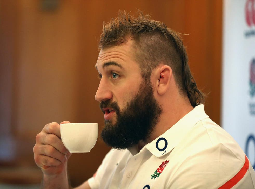 Joe Marler revealed that milk helped him recover from a broken leg in less than four weeks