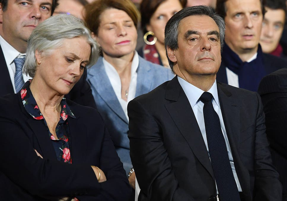 Francois fillon wife sexual dysfunction