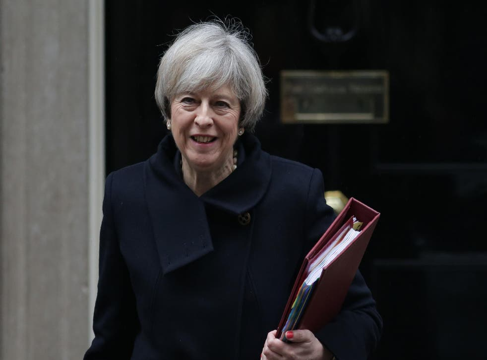 May is also expected to brief EU leaders on her meeting with President Donald Trump in Washington last week