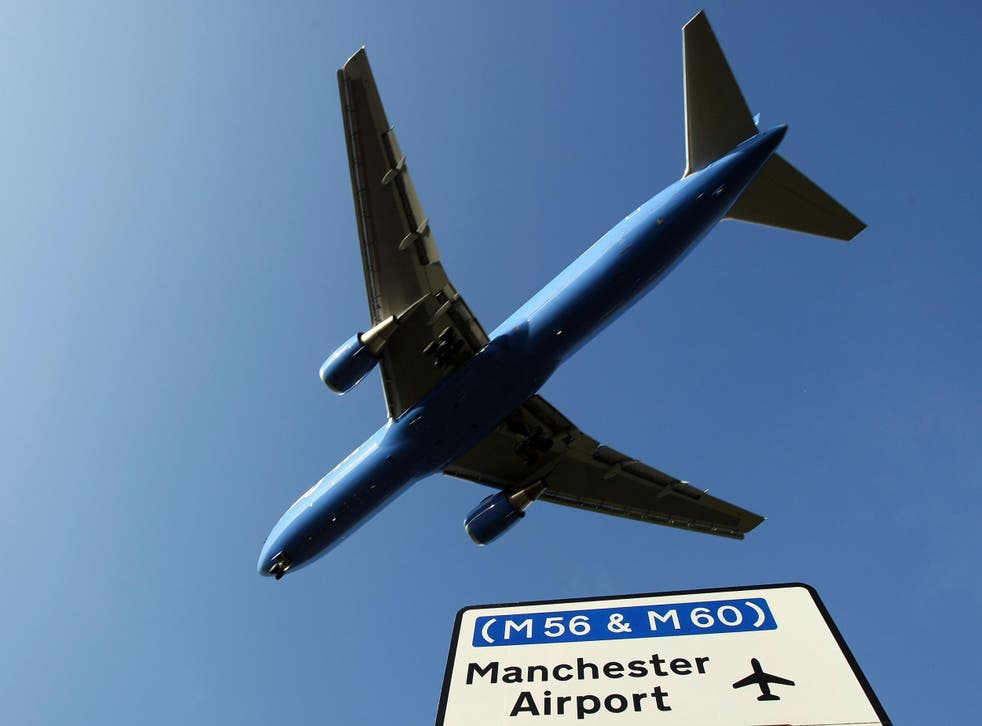 Manchester airport's capacity now outsizes many airports in European capitals
