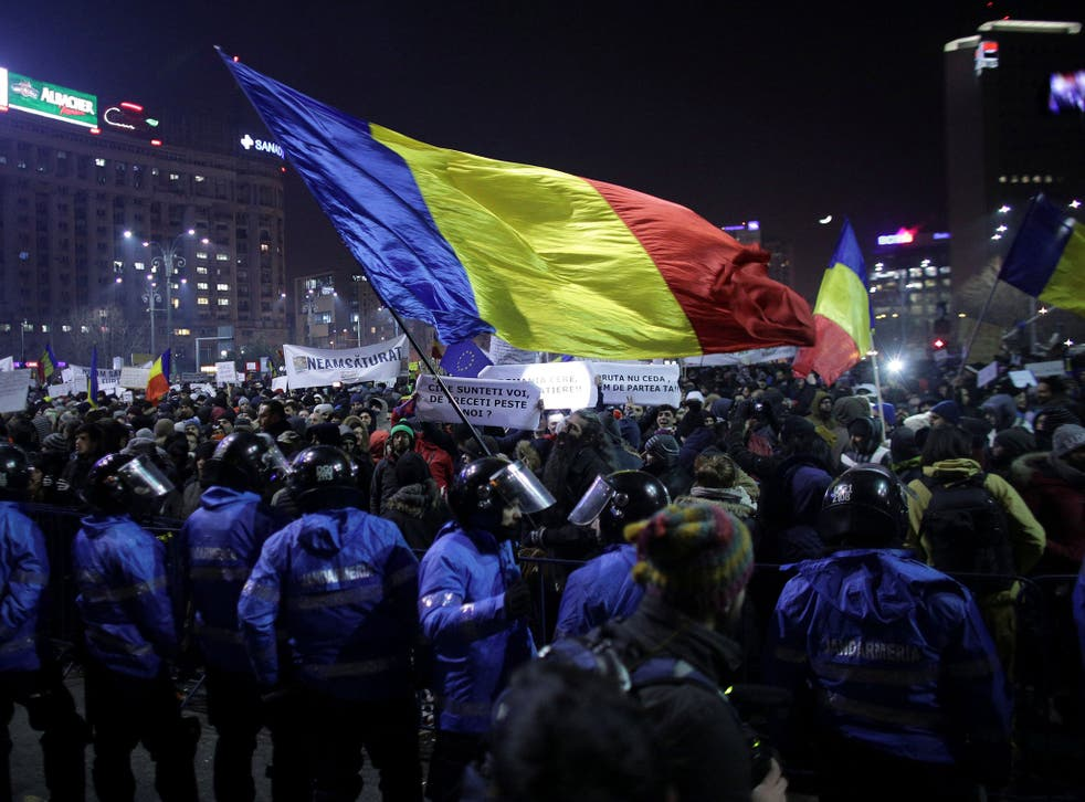 Emergency order triggered some of the biggest nationwide protests since the fall of communist dictator Nicolae Ceausescu in 1989