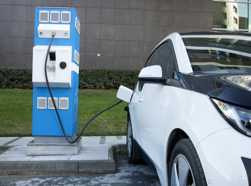 The UK must invest between £30-£80bn in charging points