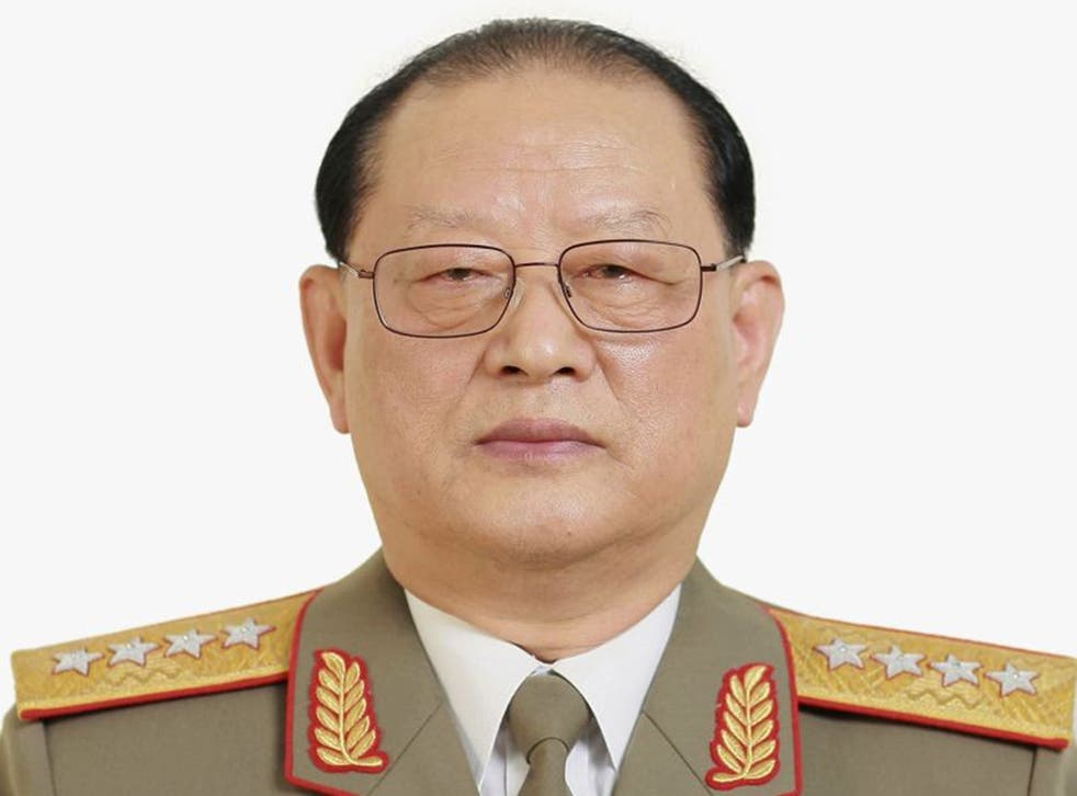 Kim Won Hong was appointed security chief in 2012 and is believed to be instrumental in the downfall of Jang Song Thaek