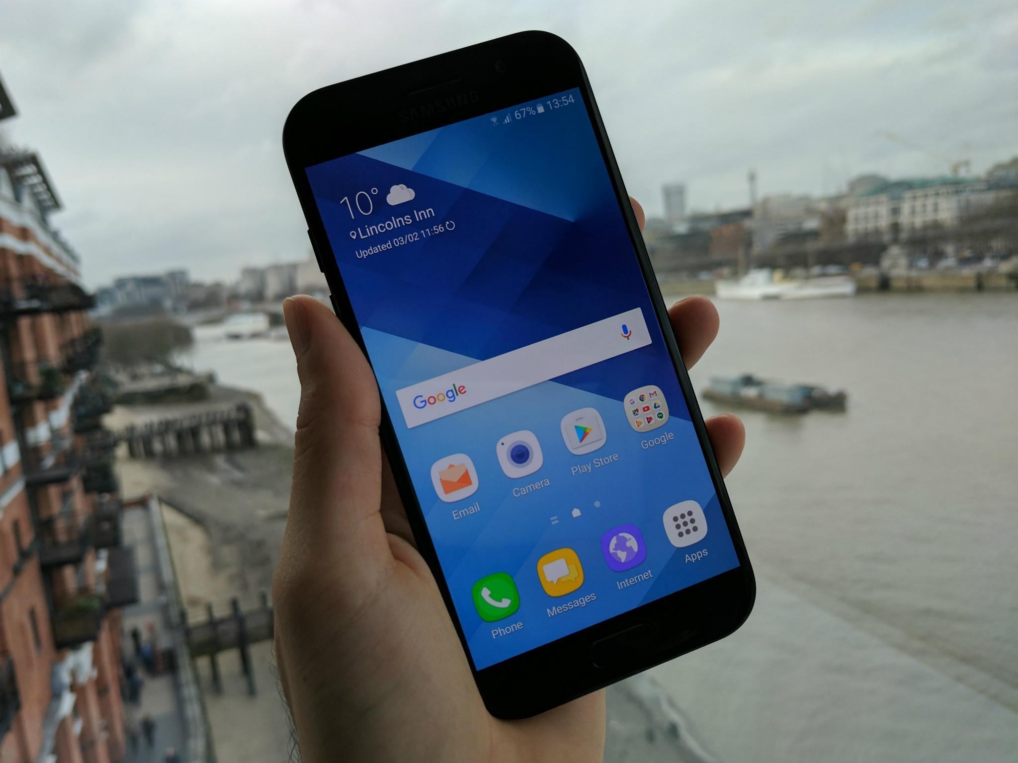 Samsung Galaxy A5 review: Hands-on with a cheap, gorgeous Galaxy S7