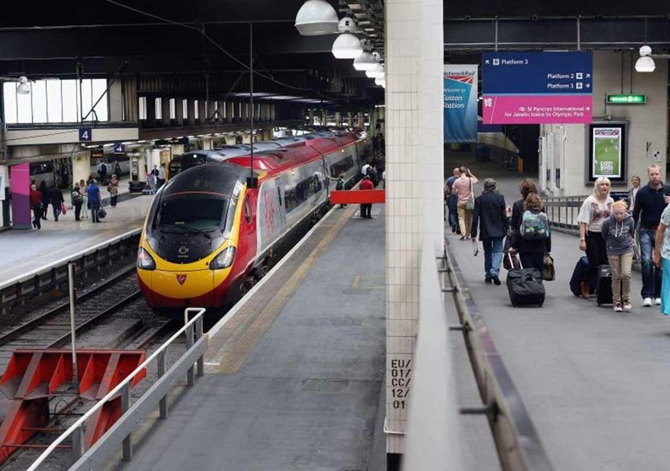 Rail passenger compares Virgin Trains to 'Gestapo' after