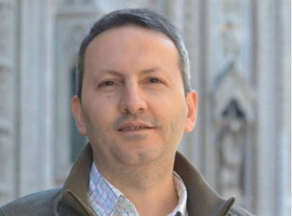Ahmadreza Djalali is a professor of disaster medicine