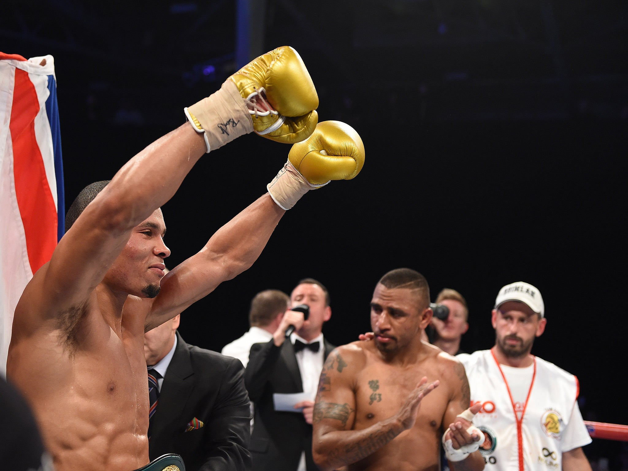 Where next for Chris Eubank Jr after the demolition of Renold Quinlan?