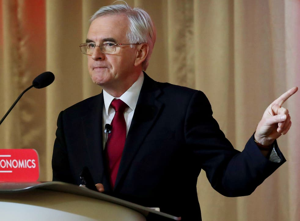 Trip down memory lane: the shadow Chancellor received a standing ovation after comparing ttoday's education spending cuts to those of the Seventies