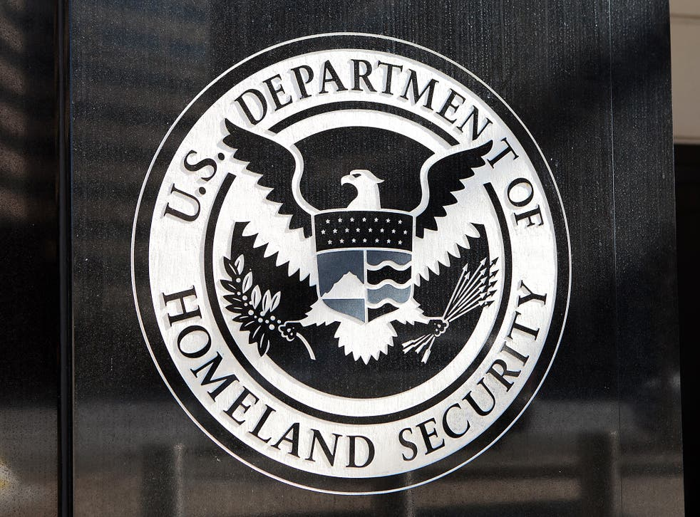 A pilot scheme monitored the social media accounts of visitors to the US done manually and by computer software