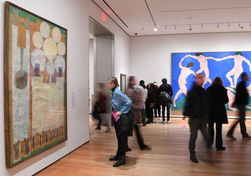 moma replaces picasso and matisse with artists from countries