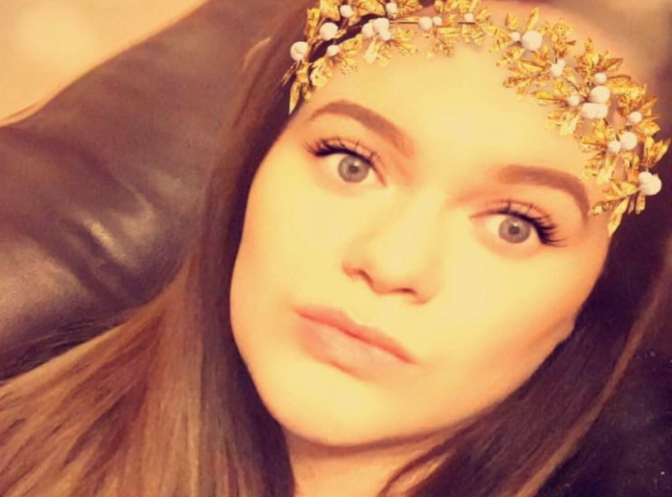 Charlotte Duckworth claims she is trying to sell her car and may move back to her parents to cover that cost of the tickets