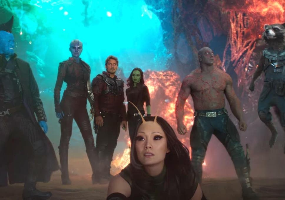Guardians of the Galaxy Vol  2 cast tease their Avengers