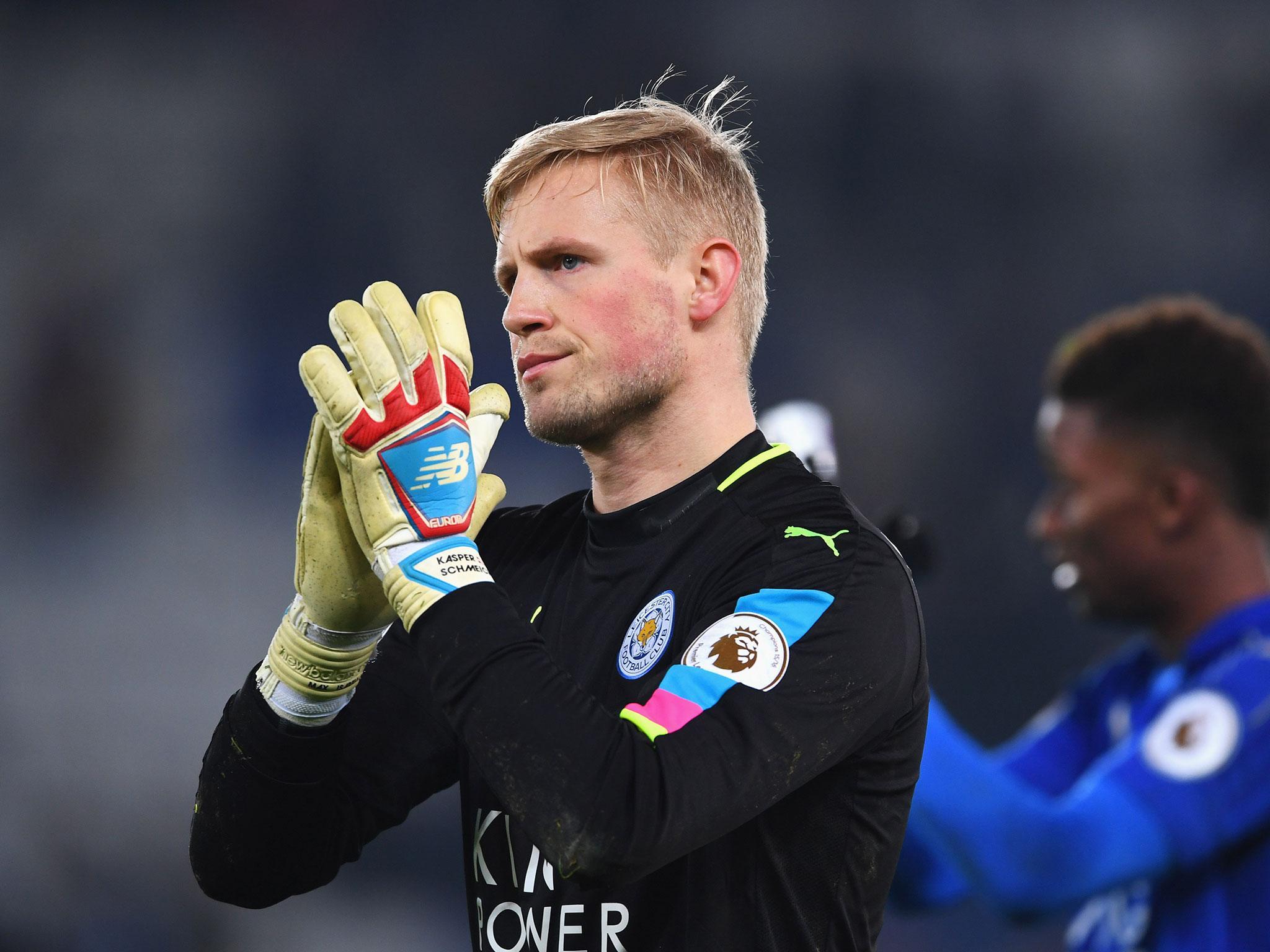 Kasper Schmeichel warns Leicester teammates to stop embarrassing