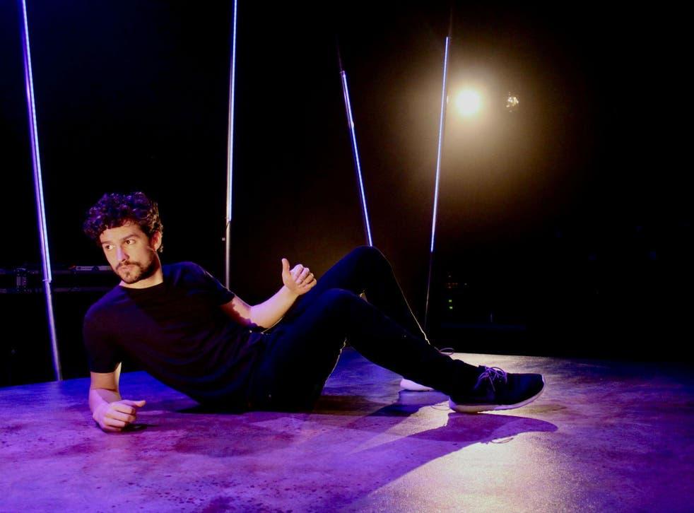 Ben Aldridge plays an unnerving ex-City worker in pursuit of a fox