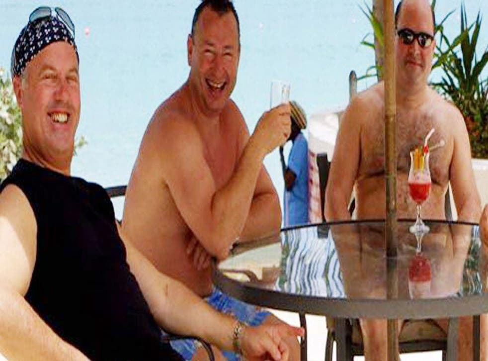 The HBOS fraudsters living it up on their ill gotten gains