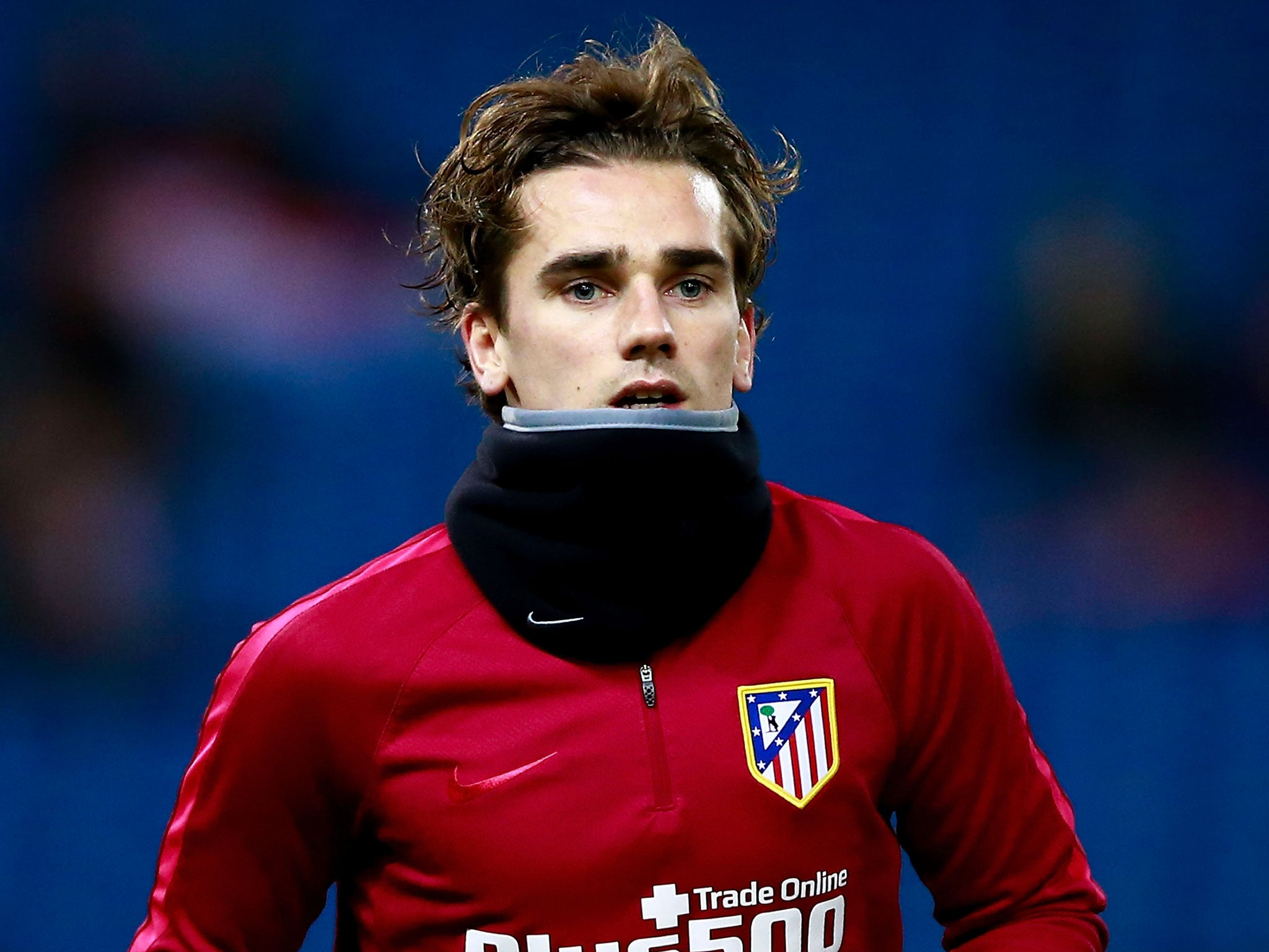 Antoine Griezmann advised to join Manchester United to emulate his idol David Beckham