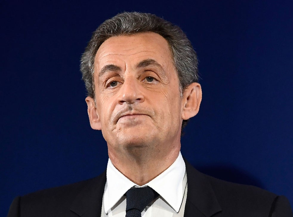Former French President Nicolas Sarkozy To Face Trial Over 2012 Campaign Fraud Claims The Independent The Independent