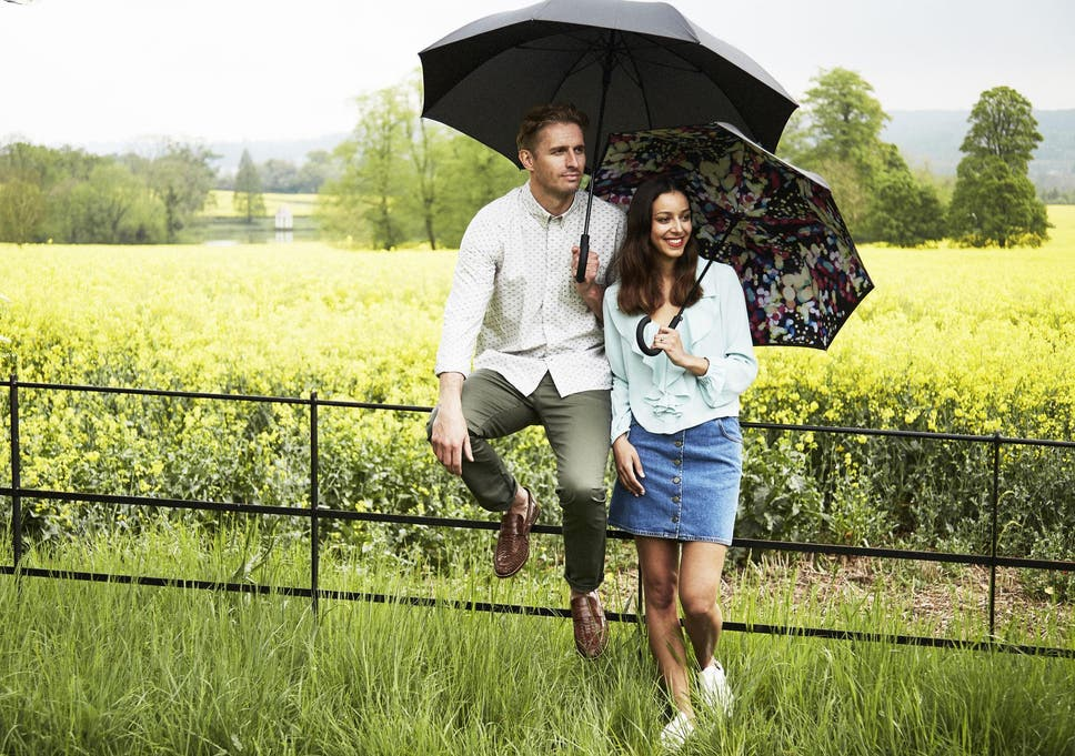 25548a9f9f7 Brave the heaviest of showers with a strong and stylish brolly