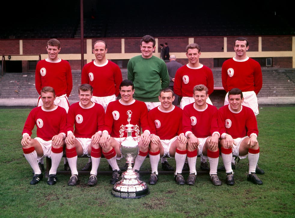 The famous Liverpool side of the 1960s has been heavily affected by brain diseases