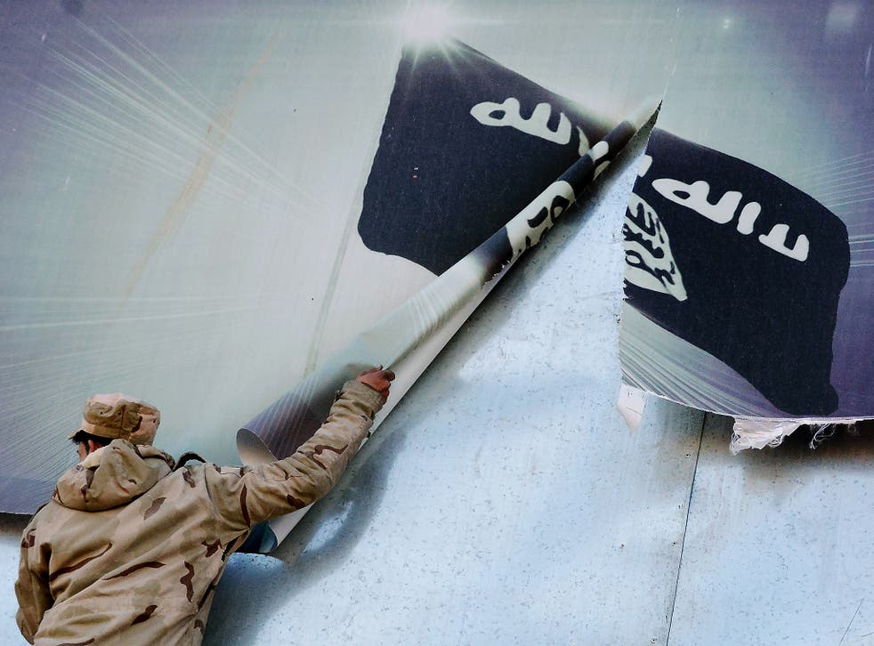 Isis appears to be preparing for military defeat in its strongholds in Syria and Iraq