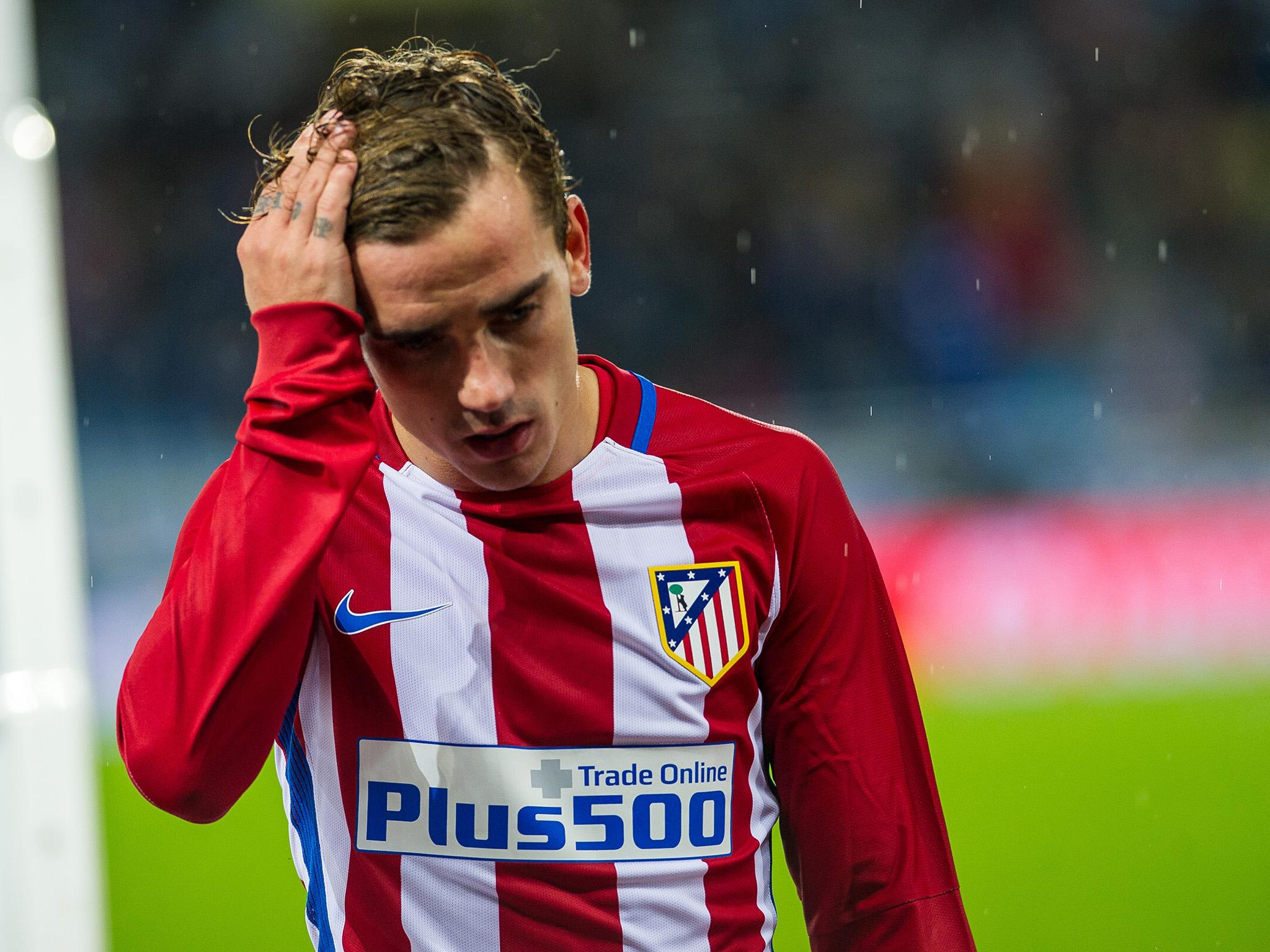 Manchester United signing Antoine Griezmann would pose a serious ...