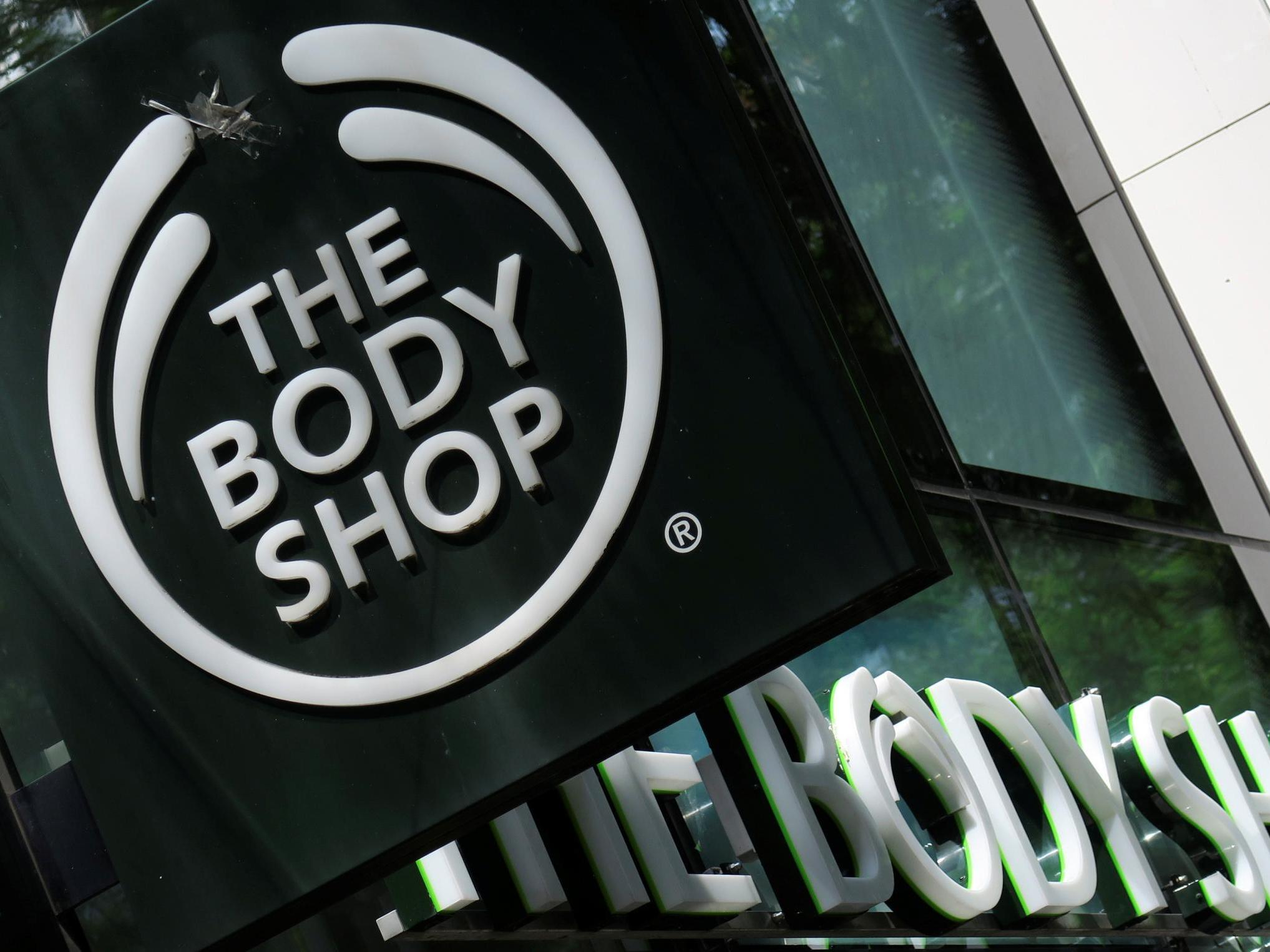 L'Oreal is considering selling the Body Shop